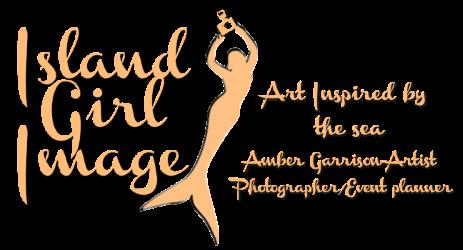 Island Girl Image Logo